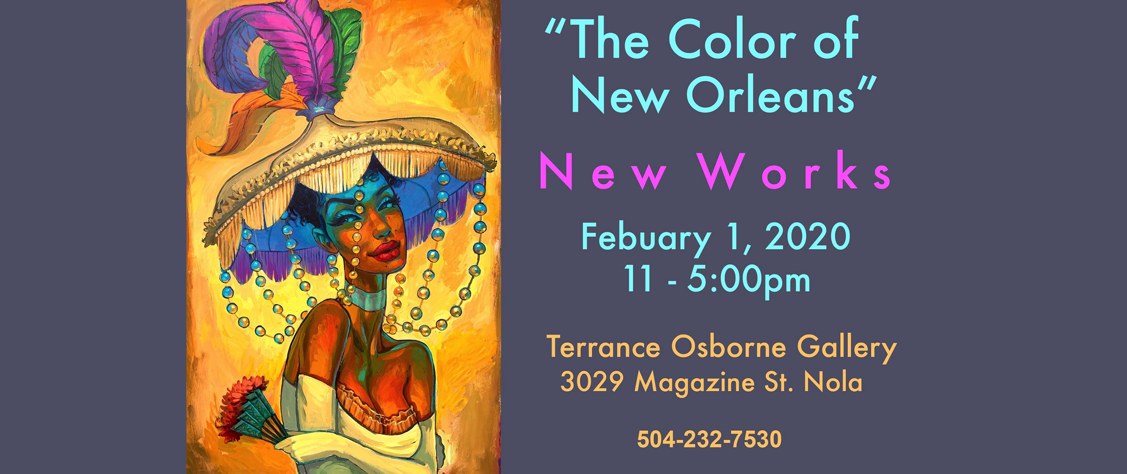 color-new-orleans-event